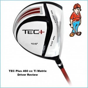 King Par Tec Plus 460 CC Review