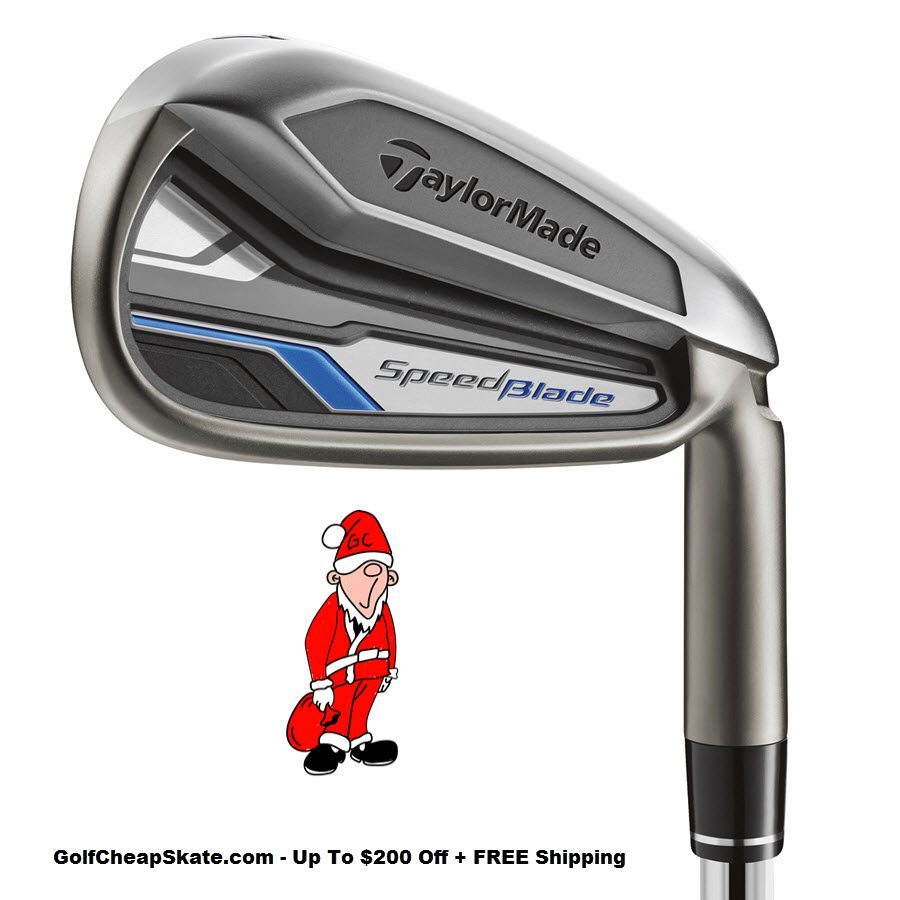 Taylor Made Speedblade Irons Discount
